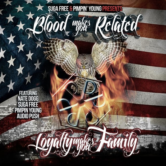 Blood Makes You Related, Loyalty Makes You Family - EP