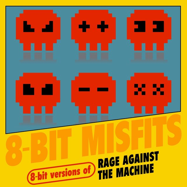 8-Bit Versions of Rage Against the Machine