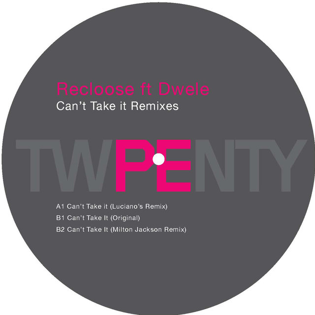 Can't Take It (Remixes)