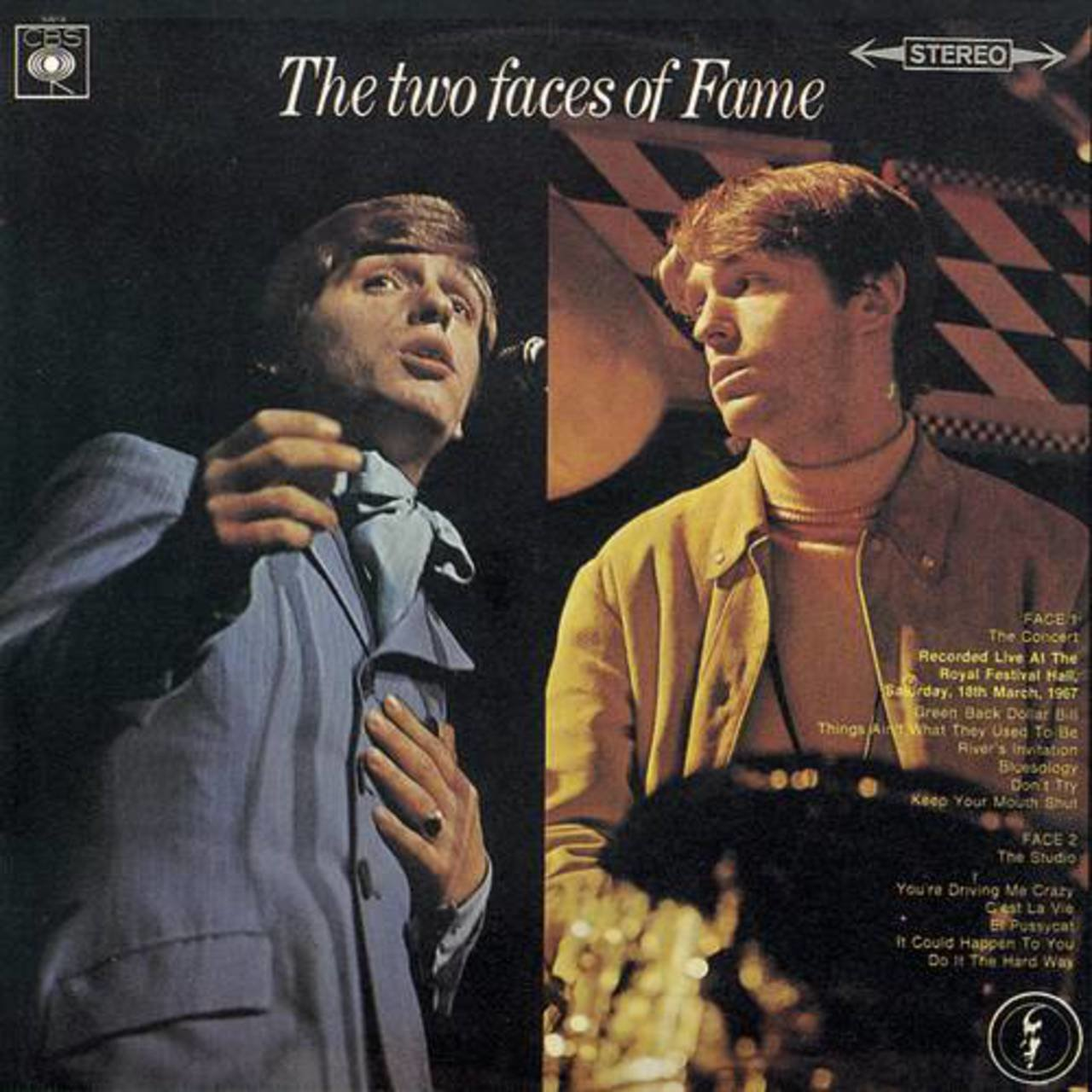 Two Faces Of Fame