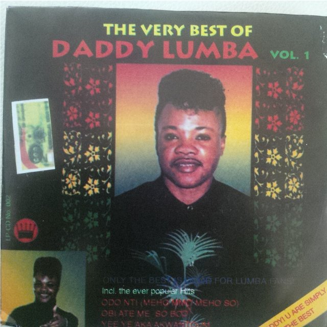 The Very Best of Daddy Lumba Vol. 1