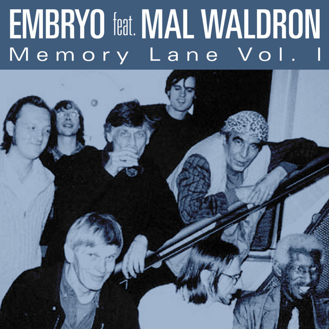 Memory Lane (feat. Mal Waldron) (Vol. I)
