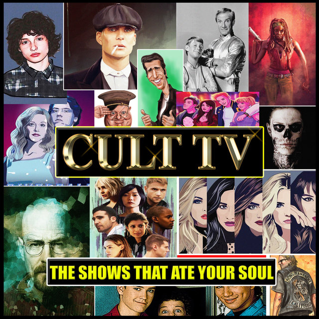 Cult TV - The Shows That Ate Your Soul Vol. 1