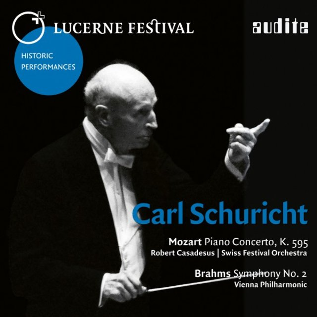 Lucerne Festival Historic Performances: Carl Schuricht (Live)