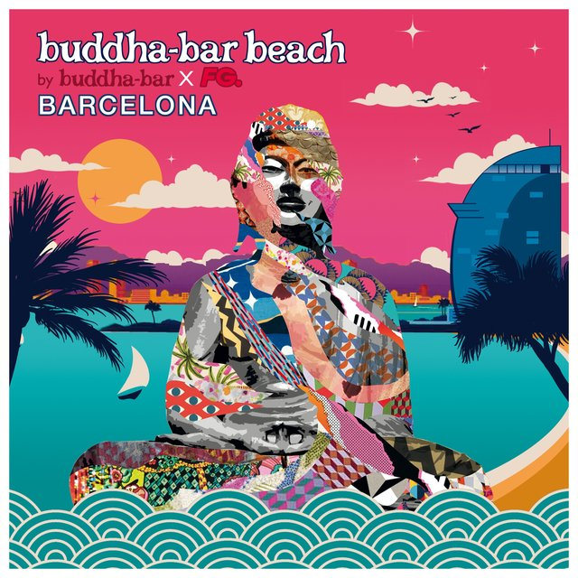 Buddha-Bar Beach Barcelona