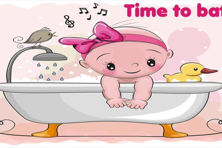 va time to have a relaxing and funny bath best nursery rhymes for kids