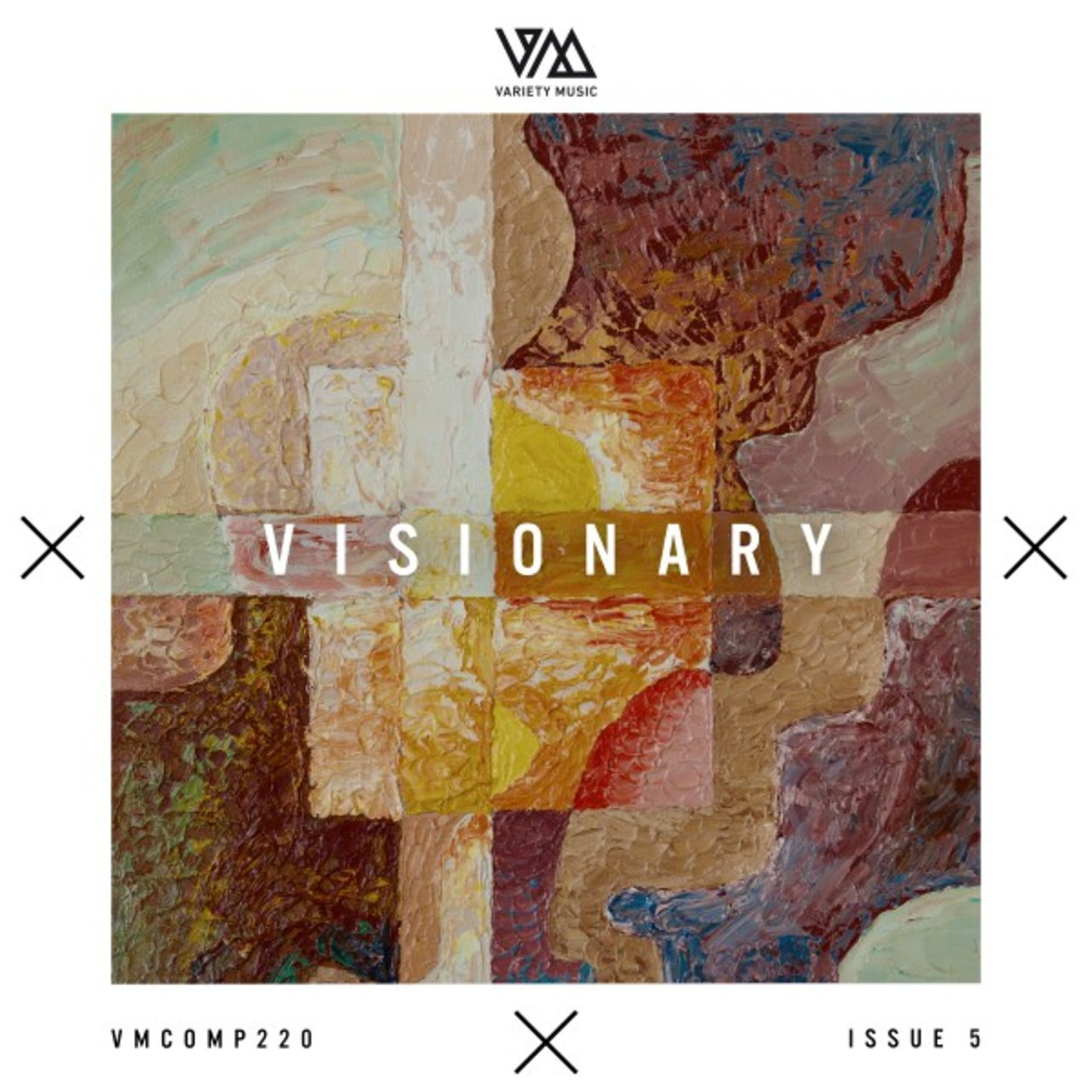 Variety Music Pres. Visionary Issue 5