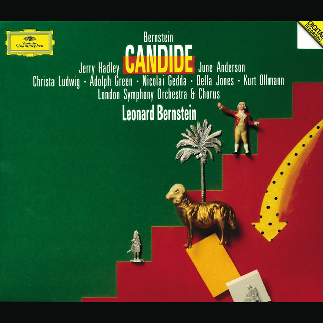 TIDAL: Listen to Candide / Act 2 - Bernstein: Candide / Act II - 31 ...