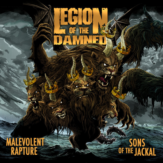 Malevolent Rapture / Sons of the Jackal