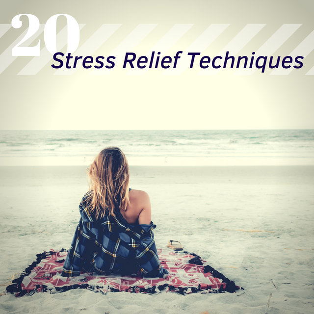 20 Stress Relief Techniques - New Age Relaxation Music with Nature Sounds