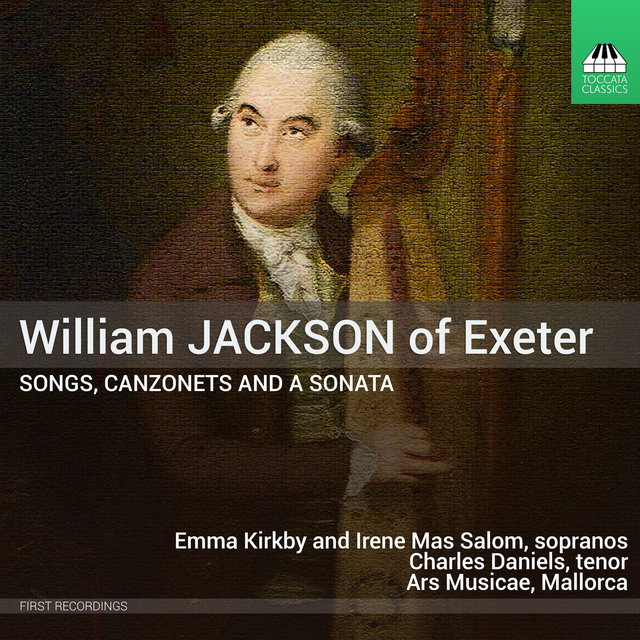 Jackson: Songs, Canzonets, and a Sonata