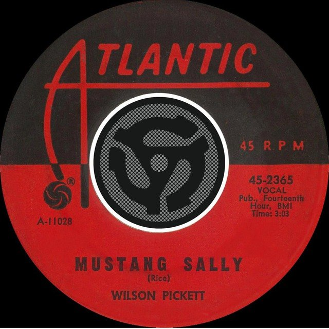 Mustang Sally / Three Time Loser [Digital 45]