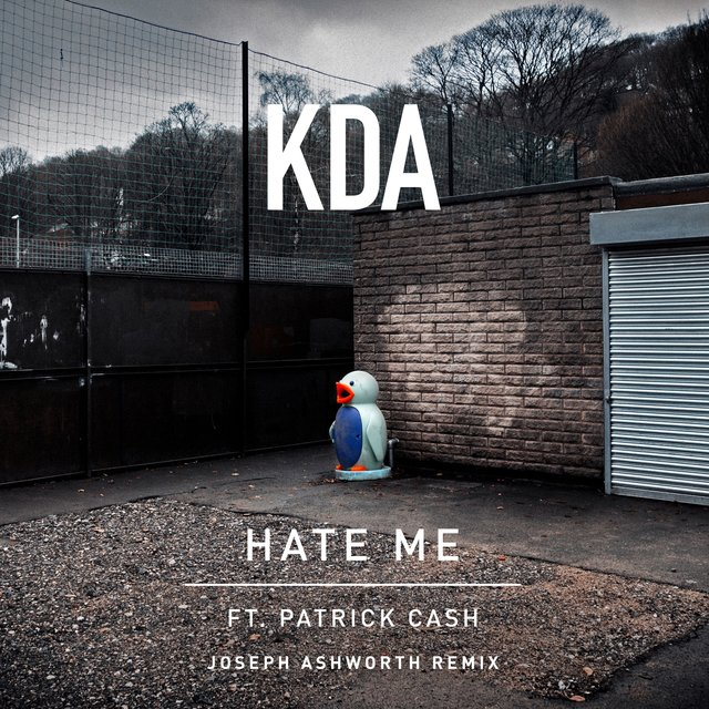 Hate Me (feat. Patrick Cash) [Joseph Ashworth Remix]
