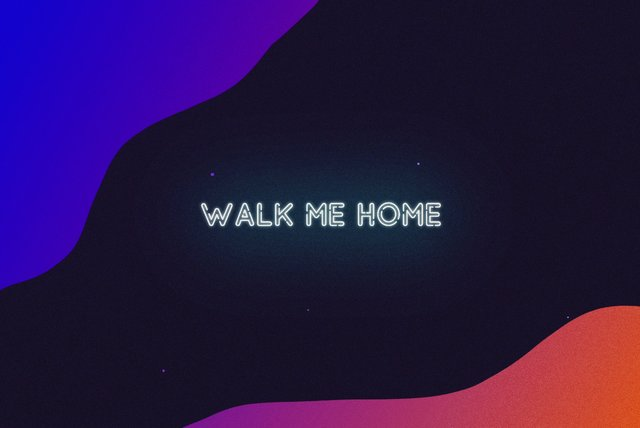 Walk Me Home (Lyric Video)