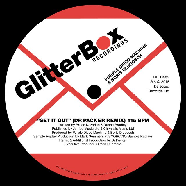 Set It Out (Dr Packer Remix)