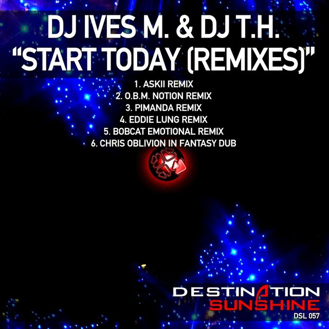 Start Today (Remixes)