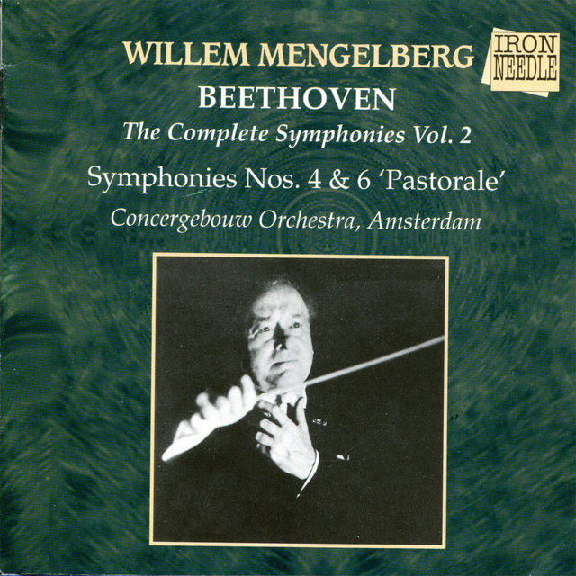 Mengelberg Conducts Beethoven