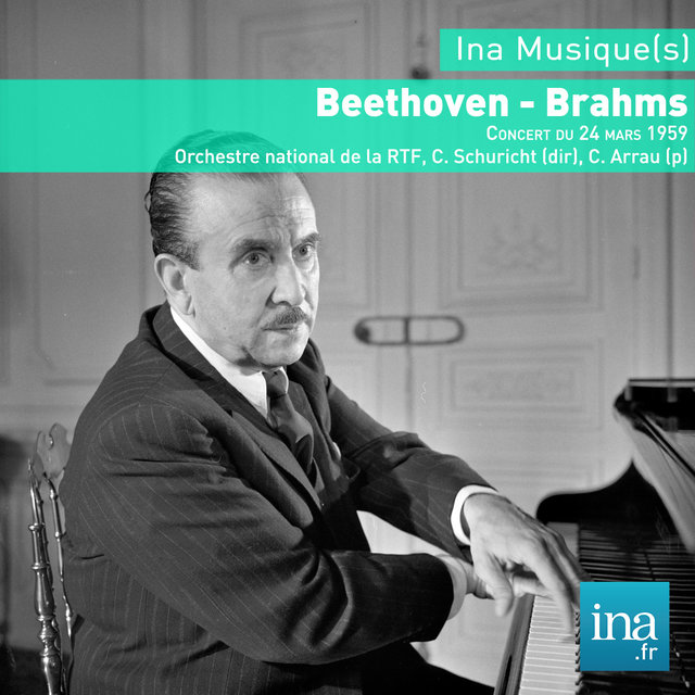 Beethoven: Piano Concerto No. 3 in C Minor, Op. 37 - Brahms: Symphony No. 4 in E Minor, Op. 98
