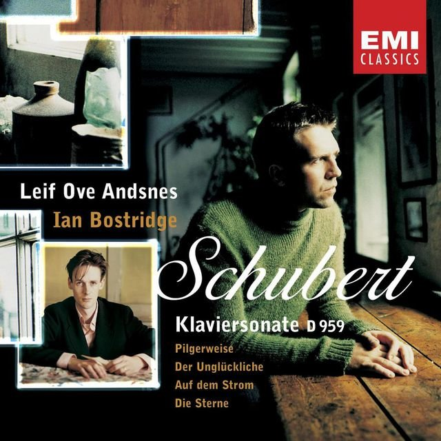 Schubert : Sonata in A/Lieder