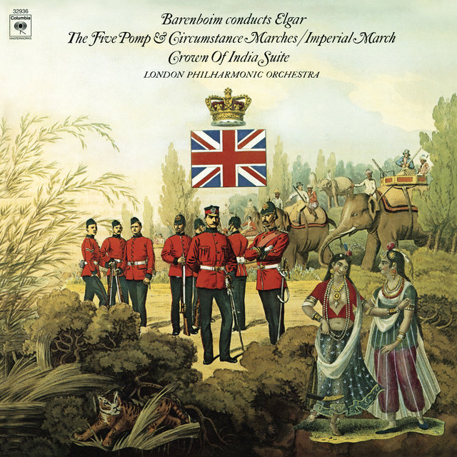 Elgar: Pomp and Circumstance Marches, Op. 39, The Crown of India, Op. 66a & Imperial March, Op. 32