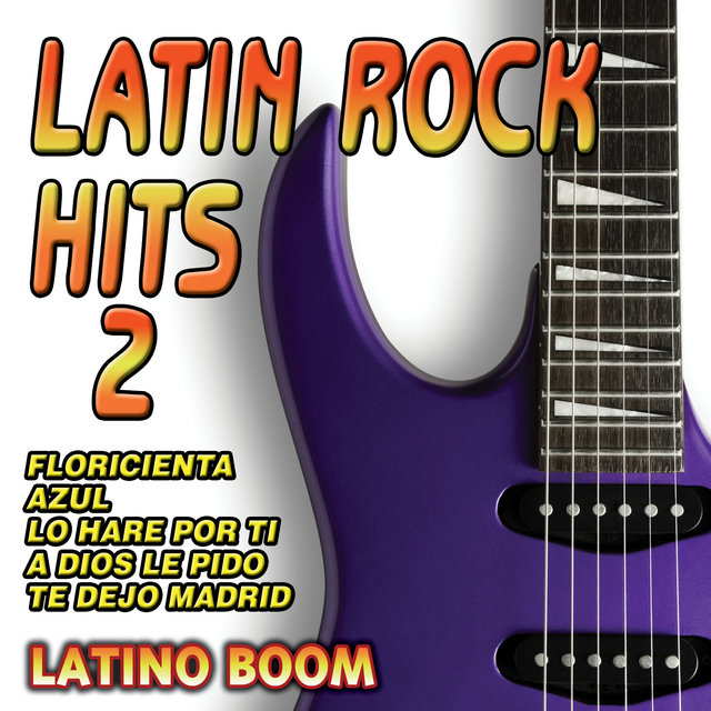 Latin Rock Hits 2