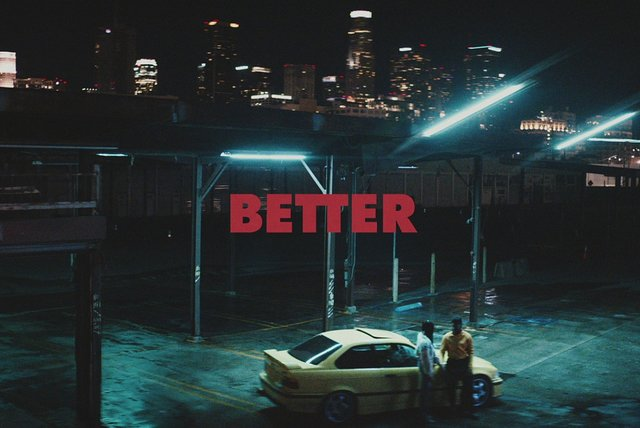 Better (Official Video)
