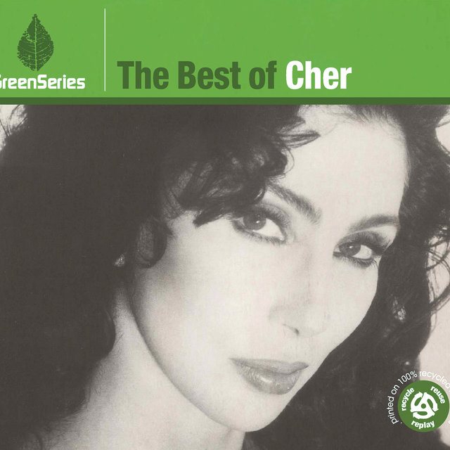 The Best Of Cher - Green Series