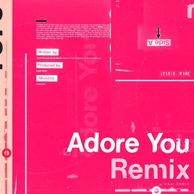 Adore You (HAAi Remix)