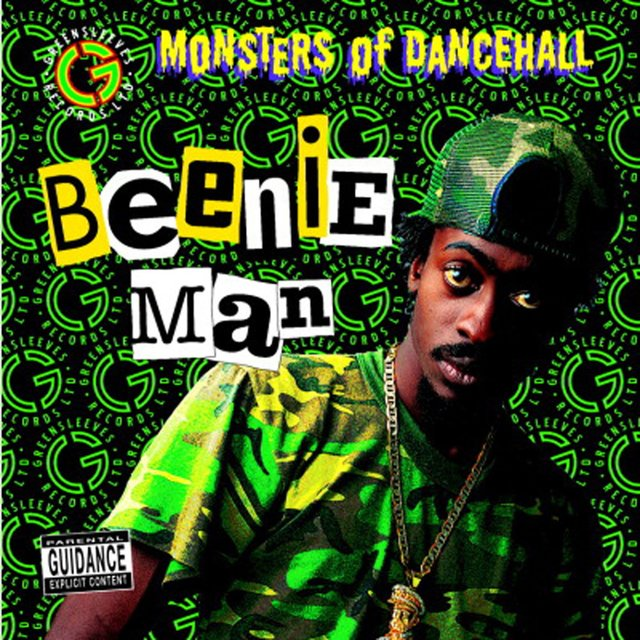 Monsters Of Dancehall