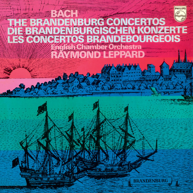 Bach: The Brandenburg Concertos Nos.4-6