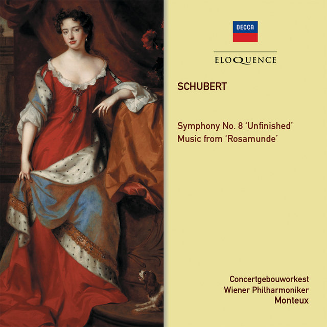 Schubert: Symphony No. 8 'Unfinished'; Rosamunde