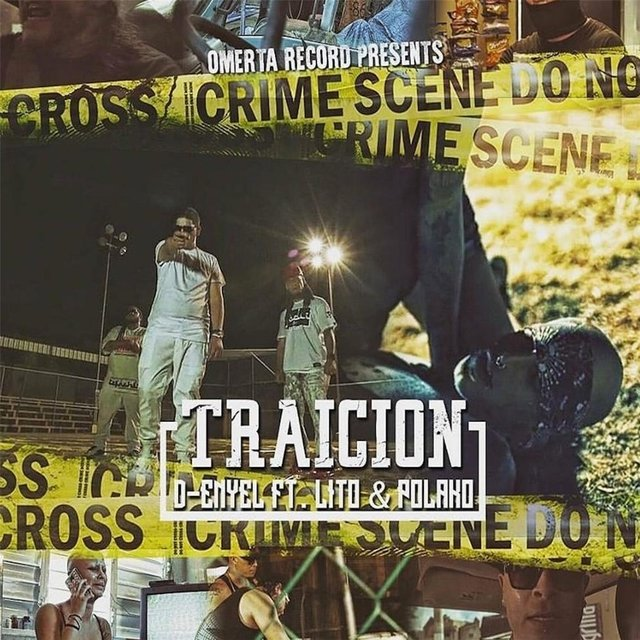Traicion (feat. Lito & Polaco)