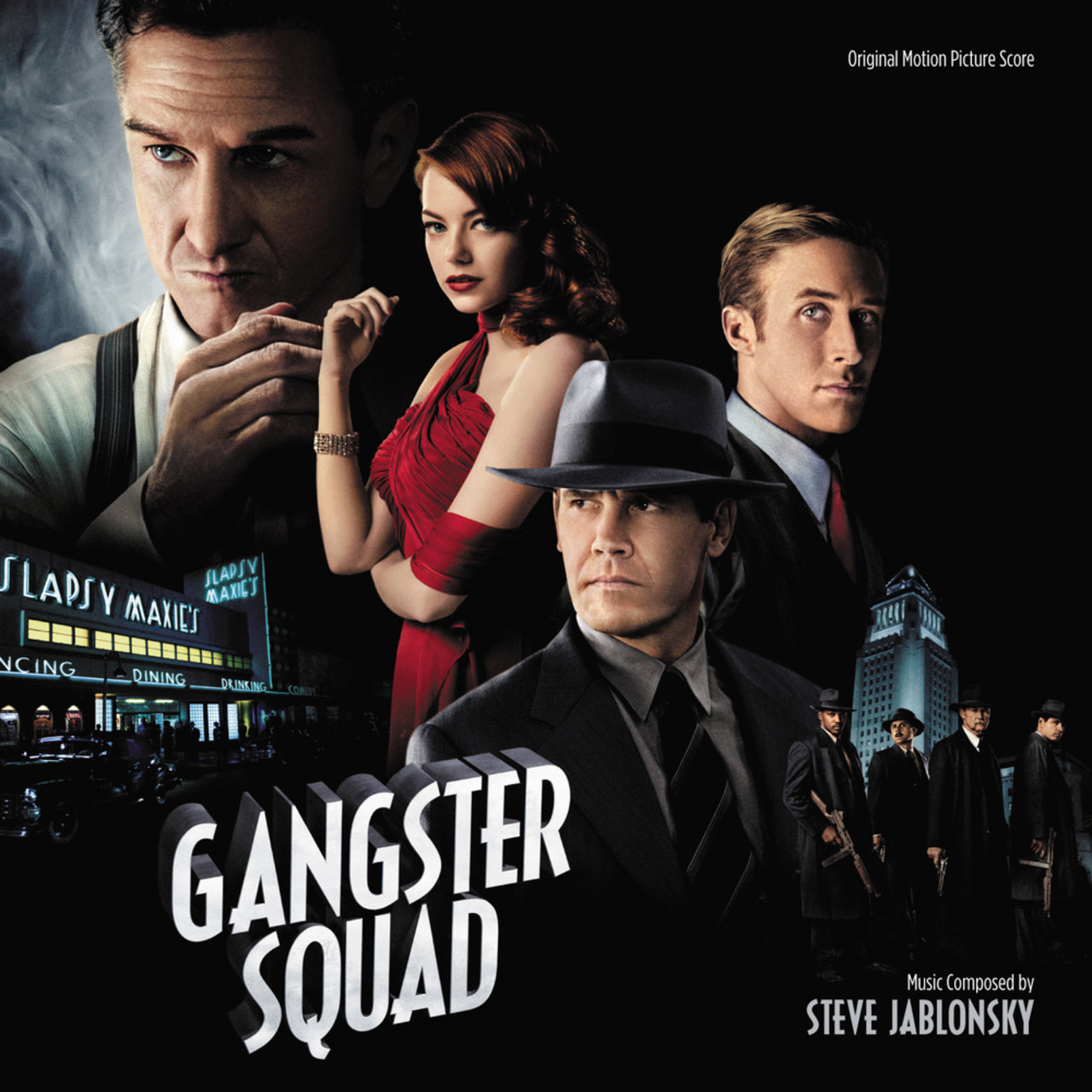Gangster Squad (Original Motion Picture Score)