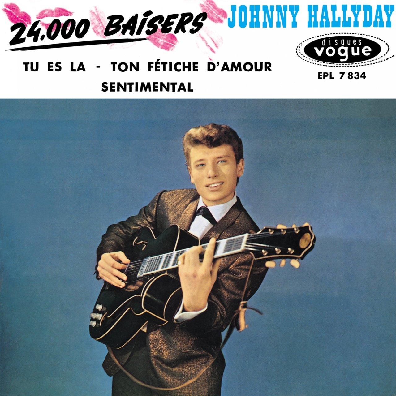 Vinyle Johnny Chante Hallyday Johnny Chante Hallyday De