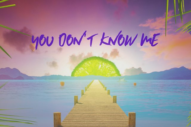 You Don't Know Me (Lyric Video)