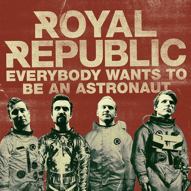 Everybody Wants To Be An Astronaut