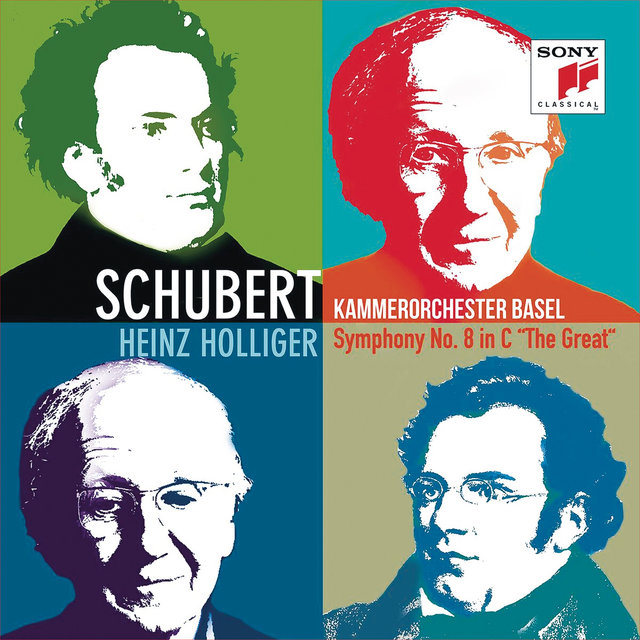 Schubert: Symphony No. 8 in C Major,