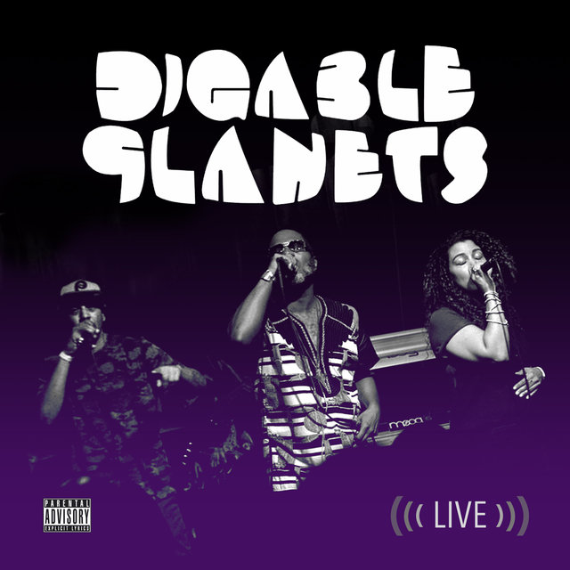 Digable Planets Live