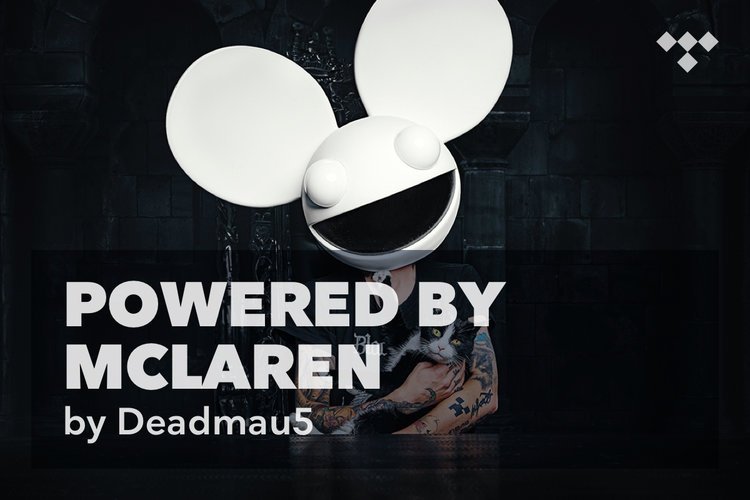 Deadmau5: Powered by McLaren
