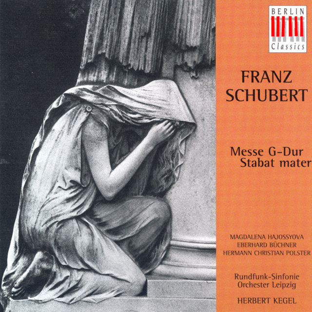 SCHUBERT, F.: Mass No. 2 / Stabat Mater in F Minor (Kegel)