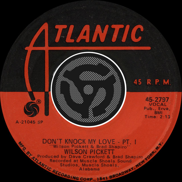 Don't Knock My Love - Pt. I / Don't Knock My Love - Pt. II [Digital 45]