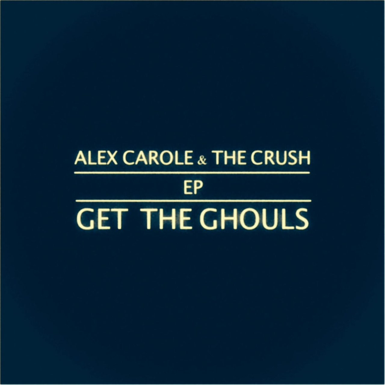 Get the Ghouls (Ep)