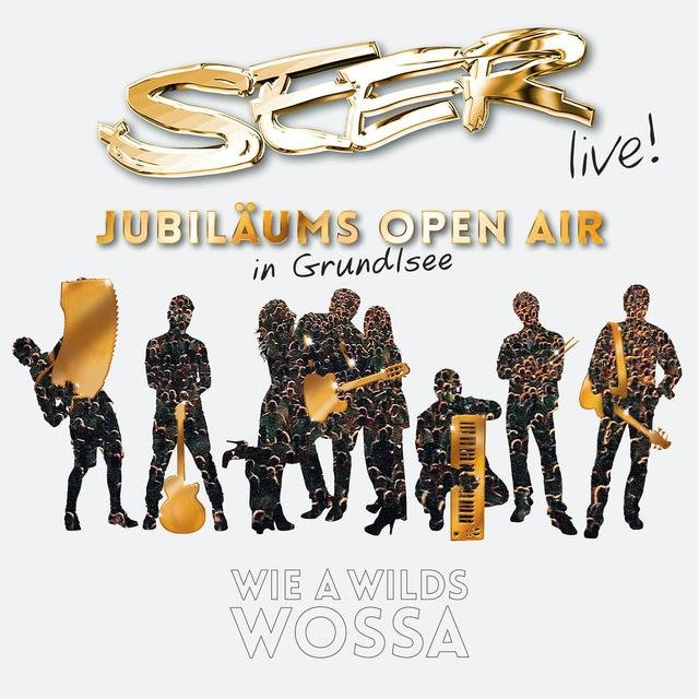 SEER Jubiläums Open Air (Live)