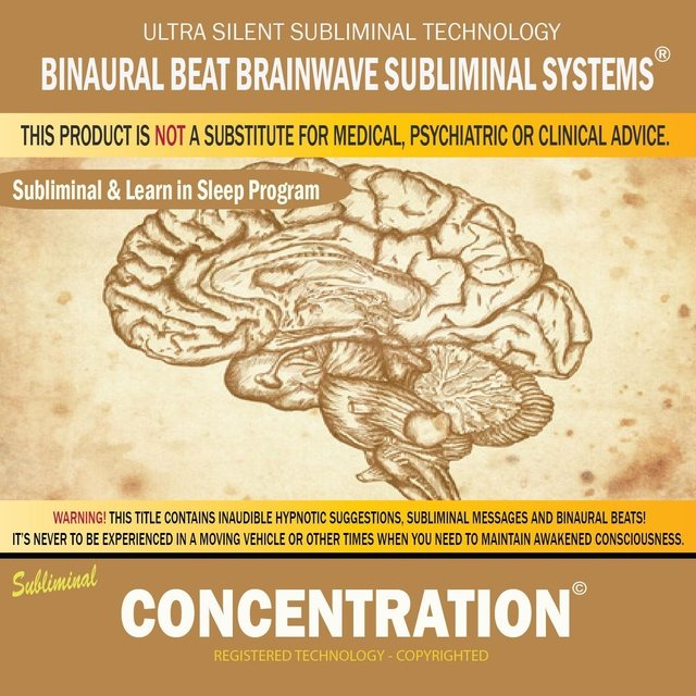 Binaural Beat Brainwave Subliminal Systems on TIDAL
