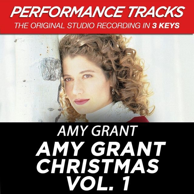 amy grant christmas vol 1 performance tracks ep