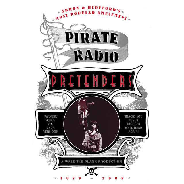 Pirate Radio [w/bonus tracks & interactive booklet] [digital version]