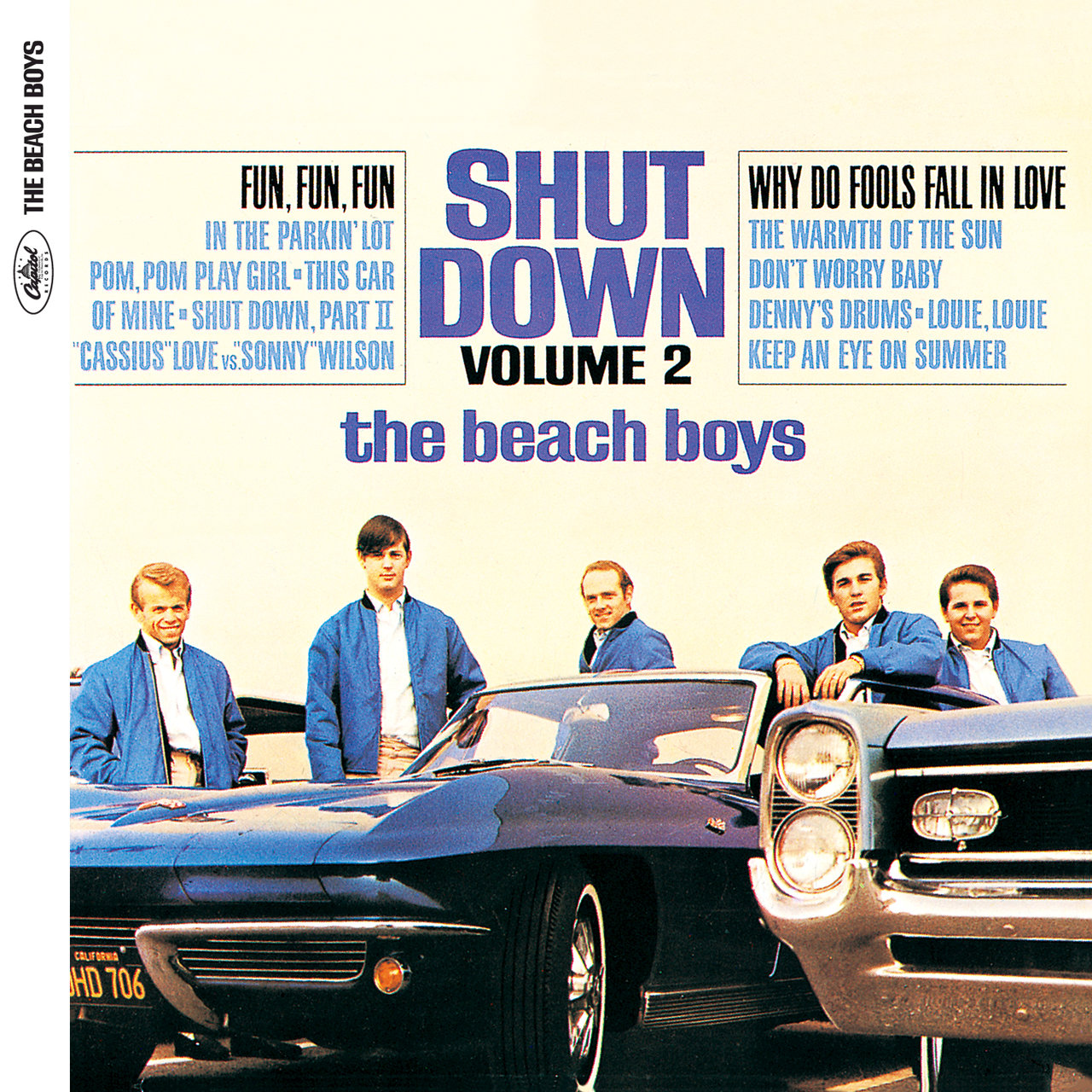 Shut Down, Vol. 2 (Mono & Stereo)