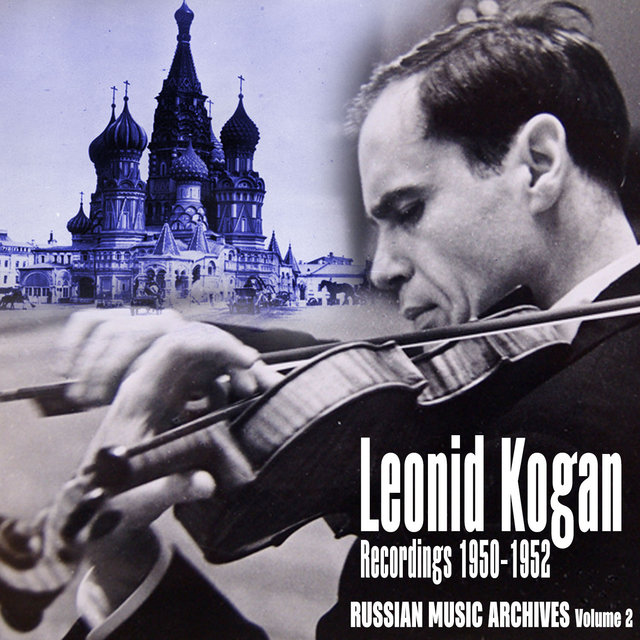 Russian Music Archives, Volume 2 (Recordings 1950 - 1952)