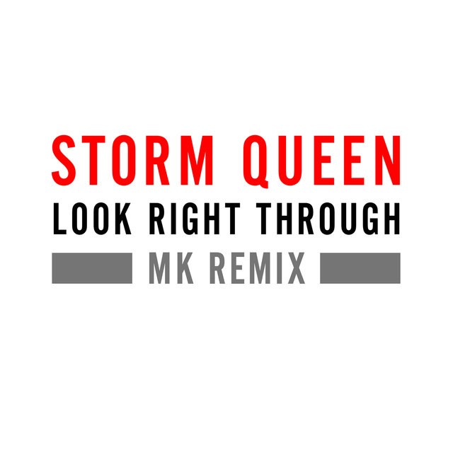 Look Right Through (MK Remix)