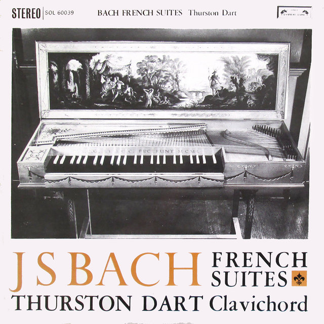 Bach, J.S.: French Suites Nos. 1-6